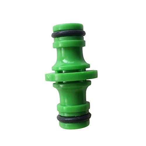 Hanbaili Connecteur de tuyau Connecteur rapide Connecteur bidirectionnel Durable Pratique 4 Charge Connecteur de tuyau flexible haute pression Fleurs