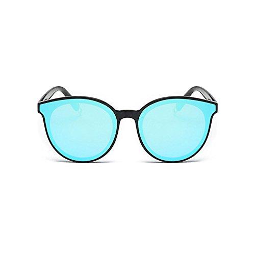 Aoligei Die Legende der Blaue Meer Sonnenbrillen der gleichen Stil Sonnenbrille Mode Männer und Frauen Sonnenbrillen