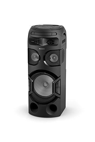 Sony MHC-V71D High Power Party Audio Musiksystem (360 Grad Beleuchtung, Bluetooth, USB, CD/DVD, HDMI) Sony Audio