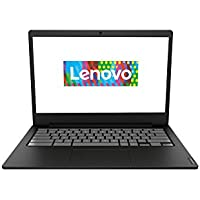 Lenovo Chromebook S340 Laptop 35,6 cm (14 Zoll, 1920x1080, FHD, matt) Slim Notebook (Intel Celeron N4000, 4GB RAM, 32GB eMMC, Intel UHD-Grafik 600, ChromeOS) schwarz