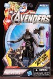 Marvel The Avengers Movie Series Nick Fury 3.75 inch Action Figure