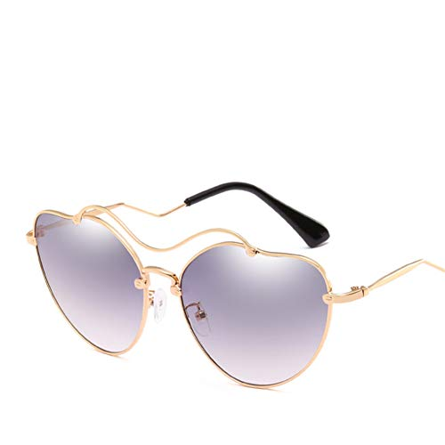 Wenkang Vintage Love Heart Lens Sunglasses Design Candy Color Gradient Female Sun Glasses Ladies Beach Eyewear Uv400,6