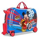 Lascia che Mickey guidi il tuo mondo con la collezione Disney World Mickey. Le tue giornate possono essere molto divertenti prendendo le tue cose in zaini, custodie e borse a tracolla. E i tuoi viaggi saranno un'avventura con valigie e borse. Il colo...