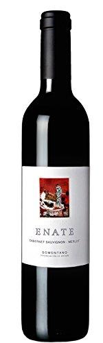 Enate Cabernet Sauvignon - Merlot 2011 50 Cl - [paquete De 3]