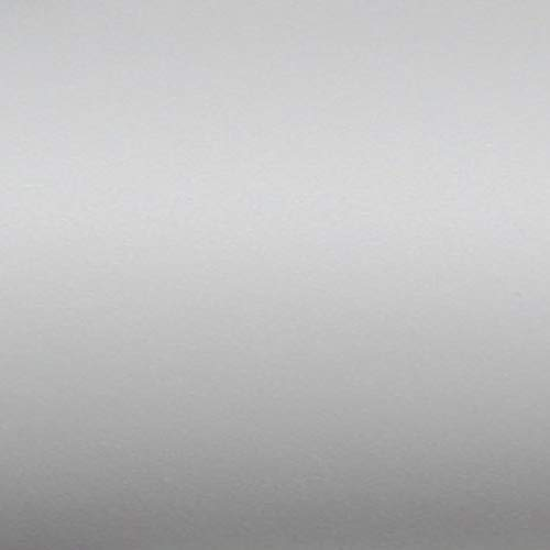 TipTopCarbon Möbelfolie Hell-Grau Matt Klebefolie 2m x 60cm Selbstklebende Plotterfolie Matte
