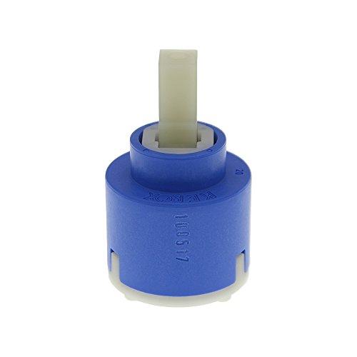 Sanifri 470010813 Kerox Kartusche 40mm, ohne Kartuschenboden