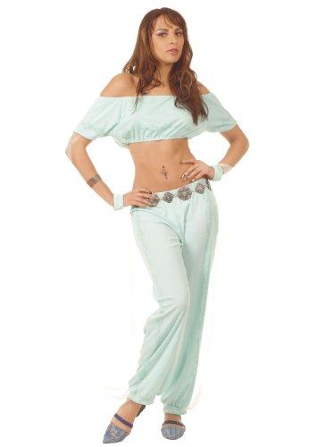 Cesar - Disfraz de árabe para mujer, talla única (A869-001)