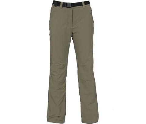 Bergson Kiwi Pantalon fonctionnel pour femmes Marron Marron - Marron Bungee Cord [780] 18