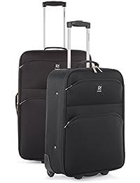 Revelation Kos 2 Piece Suitcase Set Medium and Cabin