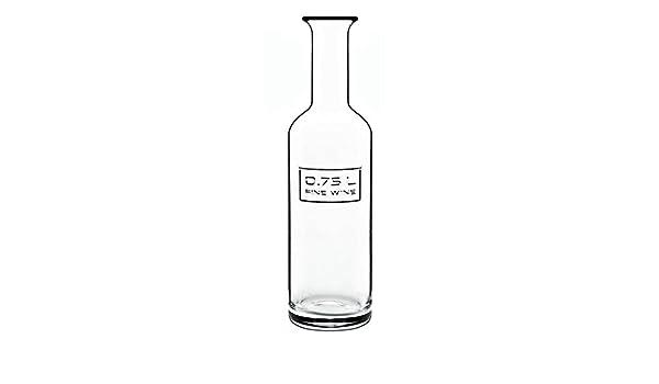 Luigi Bormioli Optima Wine Bottle 0.75-Litre Clear 10876//02