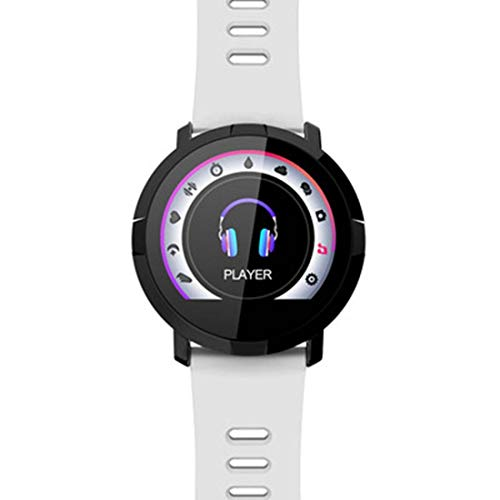 QCHNES Smartwatch Uhr Intelligente Armbanduhr Fitness Tracker Armband Sport Uhr mit Kamera Schrittzähler Schlaftracker Kompatibel mit Android/IOS