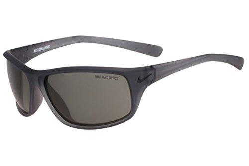 Nike Herren ADRENALINE EV0605 060 64 Sonnenbrille, Schwarz (Mtt nthrct/Blck/Gr),