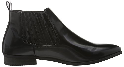 VERO MODA Damen Vmday Boot Chelsea Schwarz (Black)