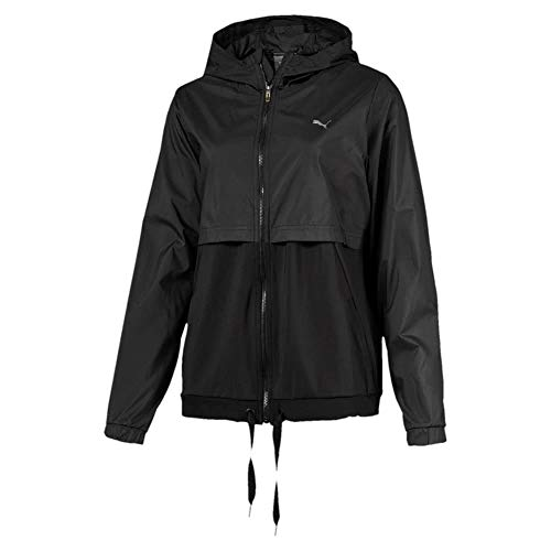 PUMA Damen Train It Jacket Jacke, Black, M