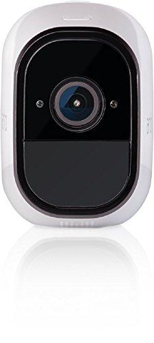 31T-WGYdVcL [Bon Arlo !  Arlo Pro - Pack de 3 Caméras, Smart caméra HD 720p, grand angle 100% Sans Fils - avec batterie rechargeable 6 mois ...
