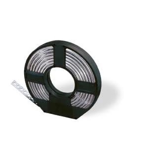 Lochband verzinkt 17x0.75x10m in einer Abrollbox (KSB)