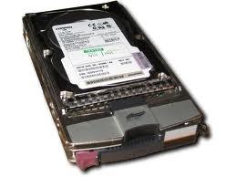 HP 364622-B22 3,5' EVA 300GB 10k FC Fibre Channel HDD NEU OVP - Hdd 10k Fibre