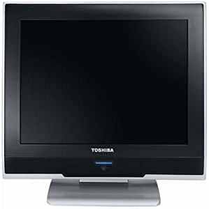 toshiba 15 v 300 38 1 cm 15 zoll 4 3 lcd fernseher. Black Bedroom Furniture Sets. Home Design Ideas