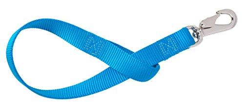 Weaver Leder-Nylon-Eimerriemen, n/a, Hurricane Blue, 1