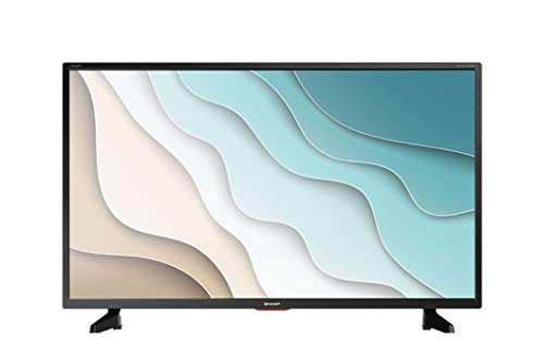 "Sharp Aquos TV 32"" HD LC-32HI3522E, suono Harman Kardon, SAT, 3xHDMI, 2xUSB, Hotel mode, Uscite cuffie, Scart e Audio Digitale"