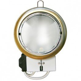 Downlight-kit (Kit Downlight E-Chrom matt Mini Electro DH. Inklusive zwei Energiesparlampen 9W 80.070/CR 8430552117918)