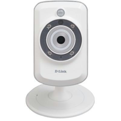 D-Link–DCS-942L surveillance camera–color–Monochrome