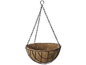 Gerimport Pot Coco 25 cm suspension