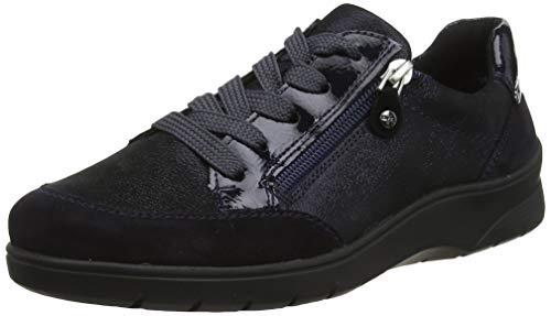 ARA Damen Meran 1241050 Sneaker, Blau (Blau, Navy 72), 41 EU