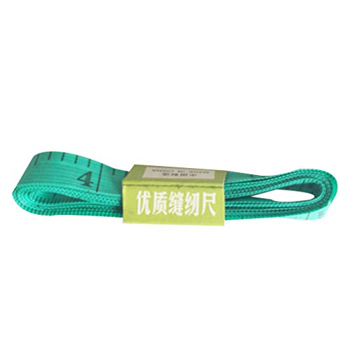 Preisvergleich Produktbild Minzhi 3pcs Bunte weiche Tape Maßband Sewing Tailor Tuch Lineal Flexible Regel-Messwerkzeug