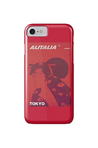 alitalia-tokyo-vintage-poster-italy-c-1960-iphone-7-cell-phone-case-slim-barely-there
