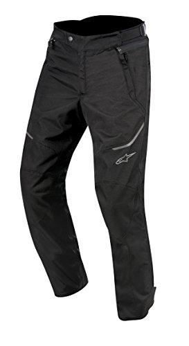 Alpinestars AST-1 Waterproof Textilhose 2016, Farbe schwarz, Größe L