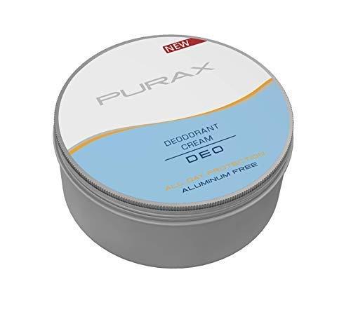 PURAX Deodorant Cream - Aluminum Free 80g