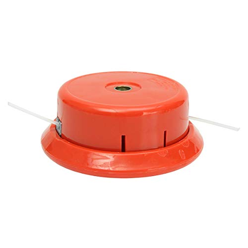 Red Strimmer Bump Feed Line Spool Brush Cutter Grass Replacement Trimmer Head Red Cutter