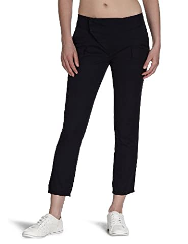 Vans Damen Hose Pretty In Pleats, onyx, 9,