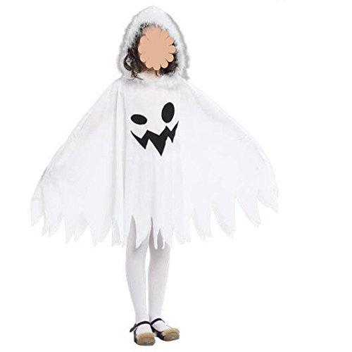 derkleidung Kleidung Vampire Hexen Horror Cosplay Maskerade Parteikleid Fledermaus,F-110-120CM (Gemütliche Fledermaus Kostüme)
