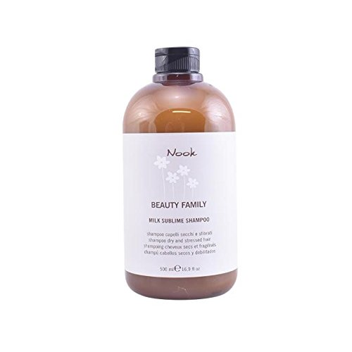 Nook - nook beauty family shampoo dry and stressed hair 500ml - btsw-144946