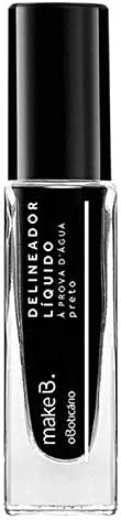 O Boticario Make B. Liquid Eyeliner - Black, 5 ml