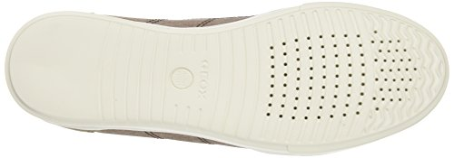 Geox U Walee A, Sneaker Uomo Beige (Sand)