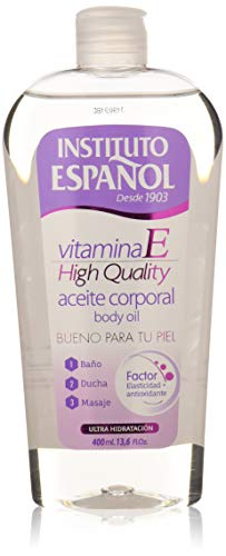 Instituto Español Vitamine E Huile pour le Corps 400 ml