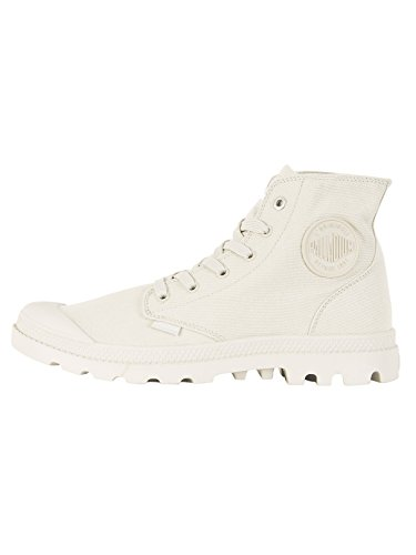 Palladium Pampa Hi Mono Chrome, Baskets Hautes Mixte Adulte Gris