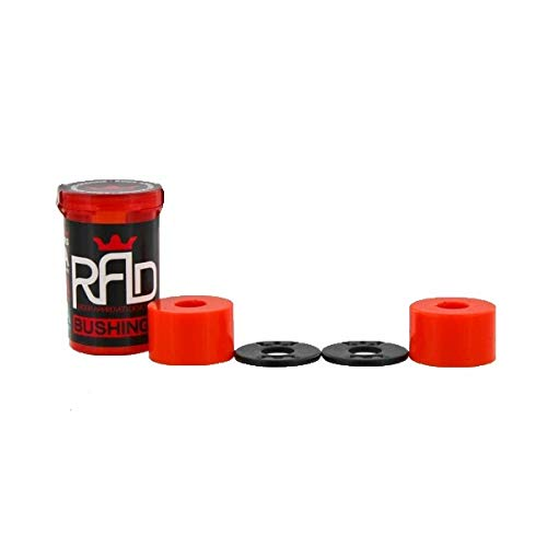 Rad Barrels Bushings longboard - 89A -