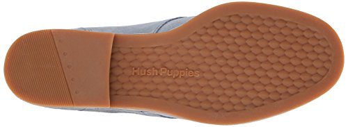 Hush Puppies Cyra Catelyn, Bottes femme Blue Suede