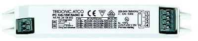 Tridonic Elektronisches Vorschgaltgerät Mini EVG PC 1x18-24 Watt BASIC länglich von Tridonic bei Lampenhans.de