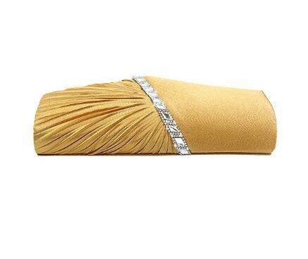 Eleoption, Poschette giorno donna Gold