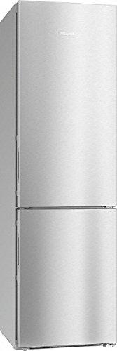 Miele KFN 29283 edt / cs Kühl-Gefrier-Kombination / A+++ / 201,1 cm Höhe / 186 kWh / 101 L Gefrierteil / Geräumige Schublade mit verstellbarer Feuchtigkeit - Dailyfresh
