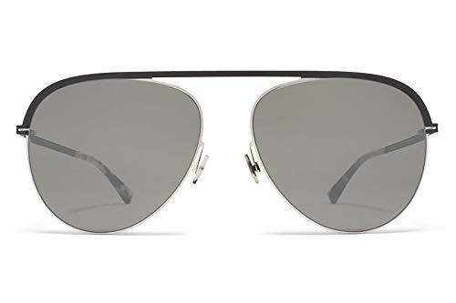 Mykita Sonnenbrille Pilotenbrille ONNO schwarz Herren Sunglasses