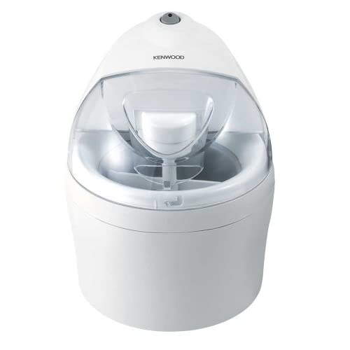 31T0aFpv86L. SS500  - Kenwood IM200 Electric Ice Cream Maker, 1.1 L, 8 W, White