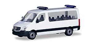 Herpa 013680 - Minikit de Mercedes-Benz Sprinter Bus en Miniatura para Manualidades y coleccionar