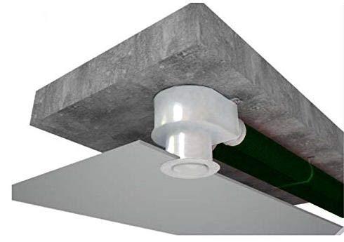 Para Desagües flexivent Juego de entre techo, para central VMC autorregulable