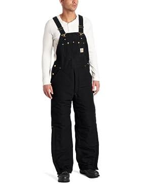Carhartt trabajo pantalones de invierno pantalones forrados latz R02
